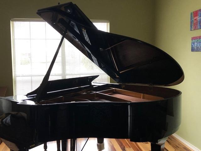 Weber WLG50S TG0023598 Grand Piano Image 1