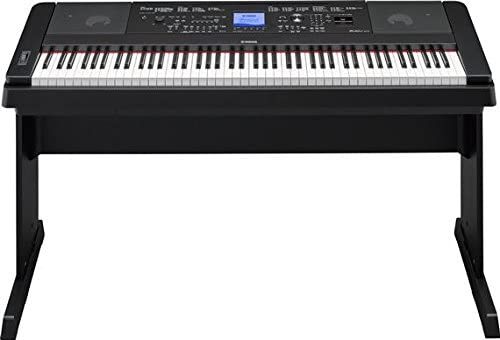 yamaha dgx660b digital piano new
